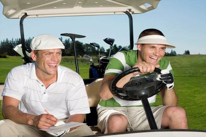 How many golf cart batteries should you have to have to run the cart?