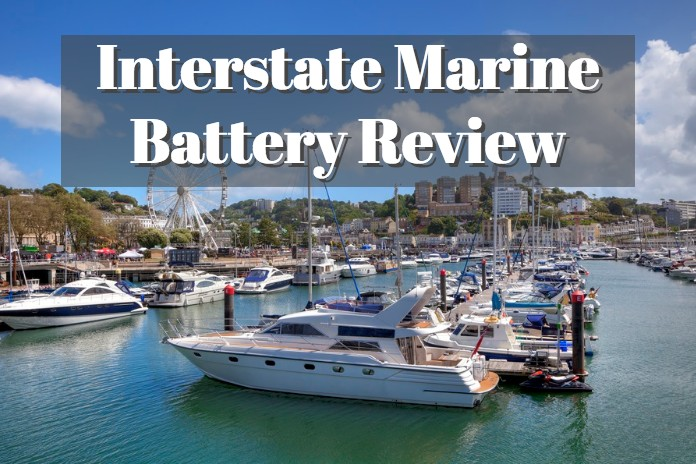 Marine Battery From Interstate Company