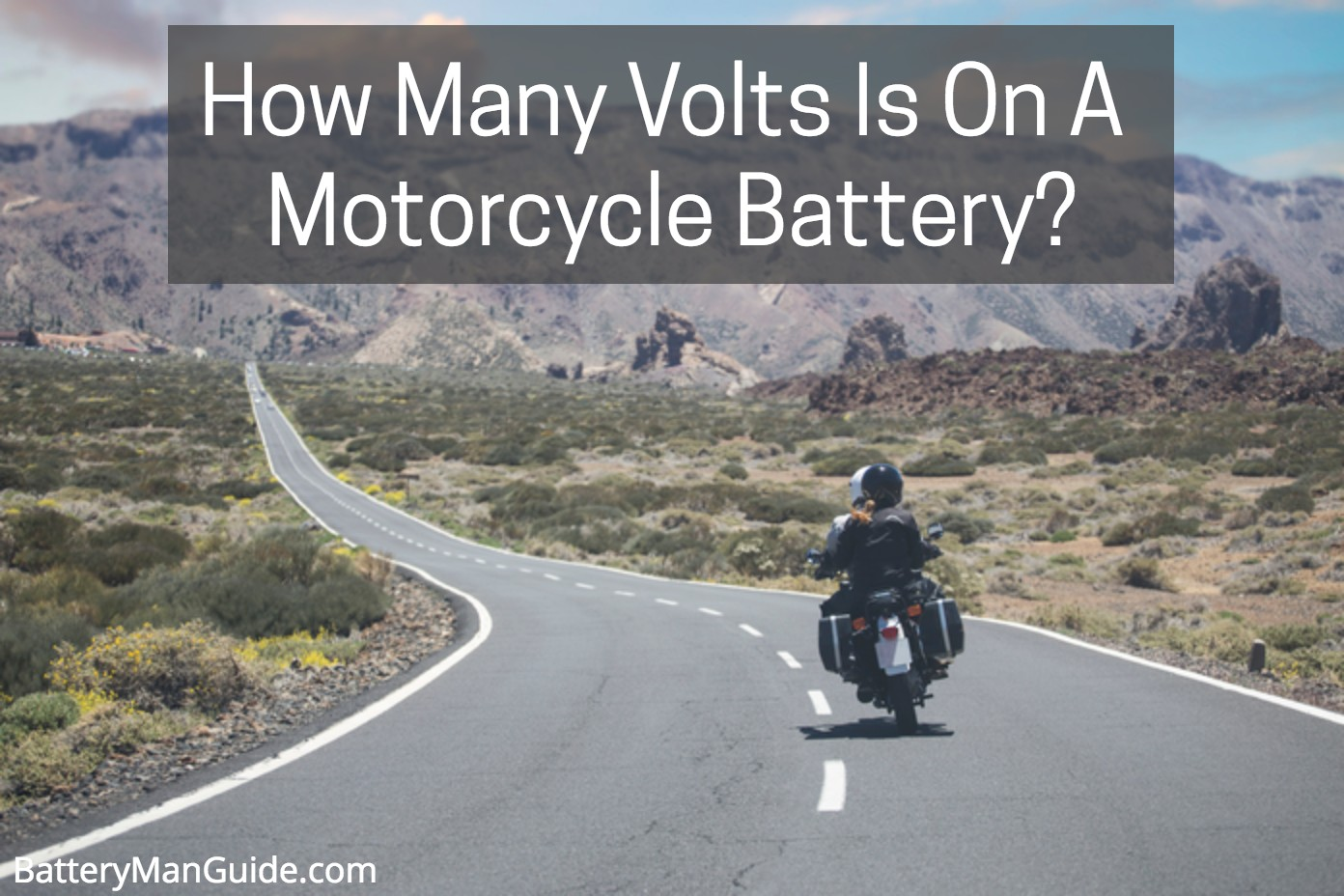 How Many Volts Should A Good Car Battery Have