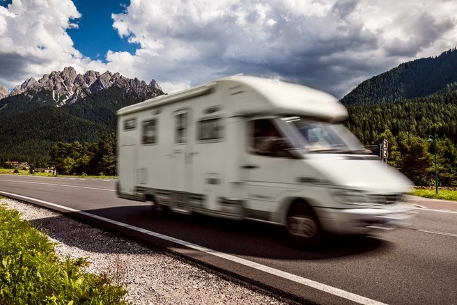 it's possible to charge your rv battery even you are driving.