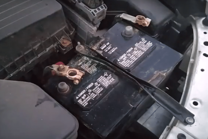 How To Clean Corroded Car Battery Terminals