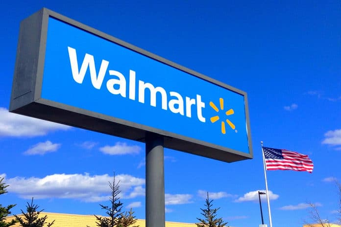 Find out who is making automotive batteries for Walmart.
