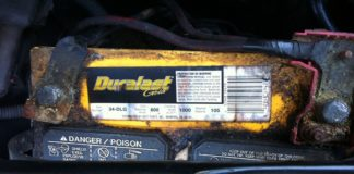 Let's find out what causes our battery to leak.