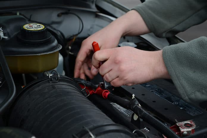 Checking water levels of your car is very important to function well of your battery..