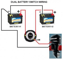 how to hook up dual batteries in a boat perko boat switch tao tao 110 wiring diagram guest switches wire diagram #14