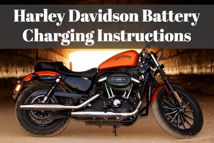 Tips you can charge your harley davidson battery with my article.