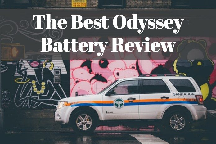 Find out every topics i have covered for Odyssey battery.
