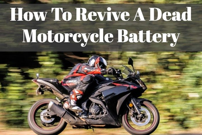 Learn the method of restoring your old motorcycle battery.
