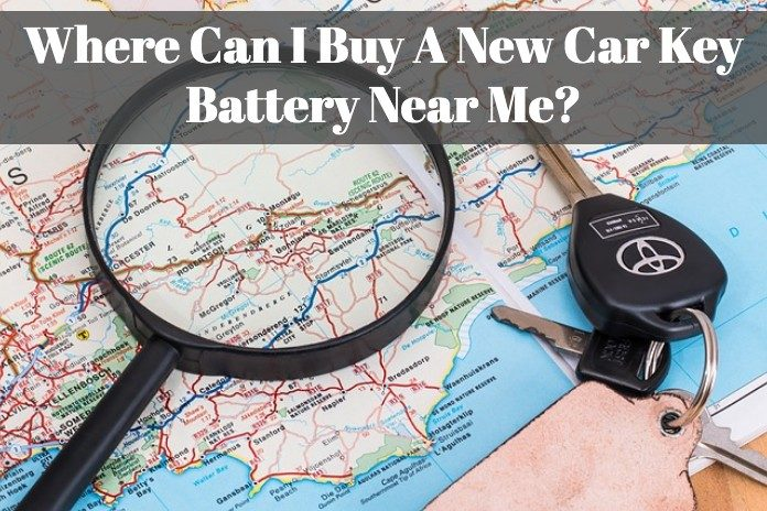 List of the shops you can go to buy a car key and learn another tips.