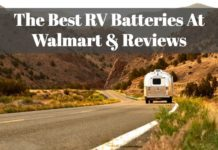 Find the top rated house trailer batteries at Walmart.
