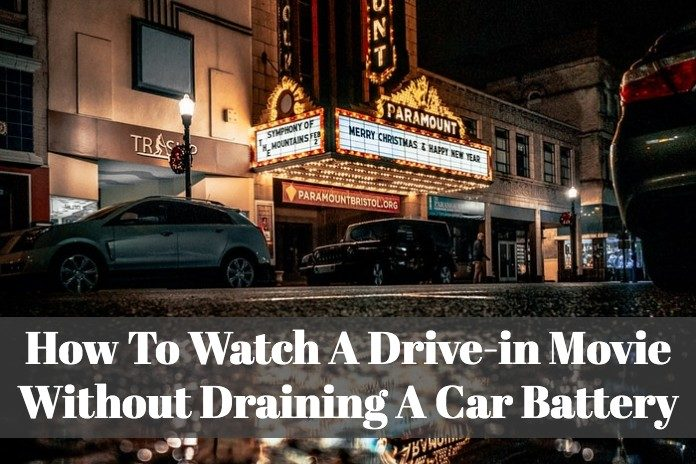 Watching a movie in a car is fun unless you face the draining battery issue. Learn how to prevent from the issue.