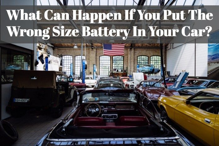 Knowing the right size of car battery when you put will avoid the battery problems in the future.