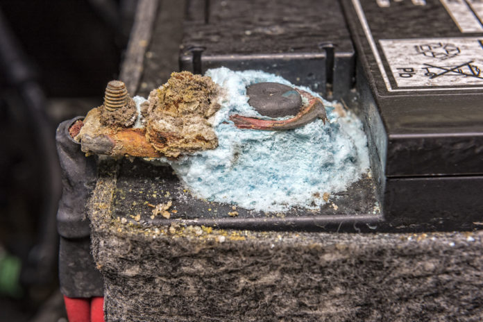Can Corroded Battery Terminals Cause A Car Not To Start