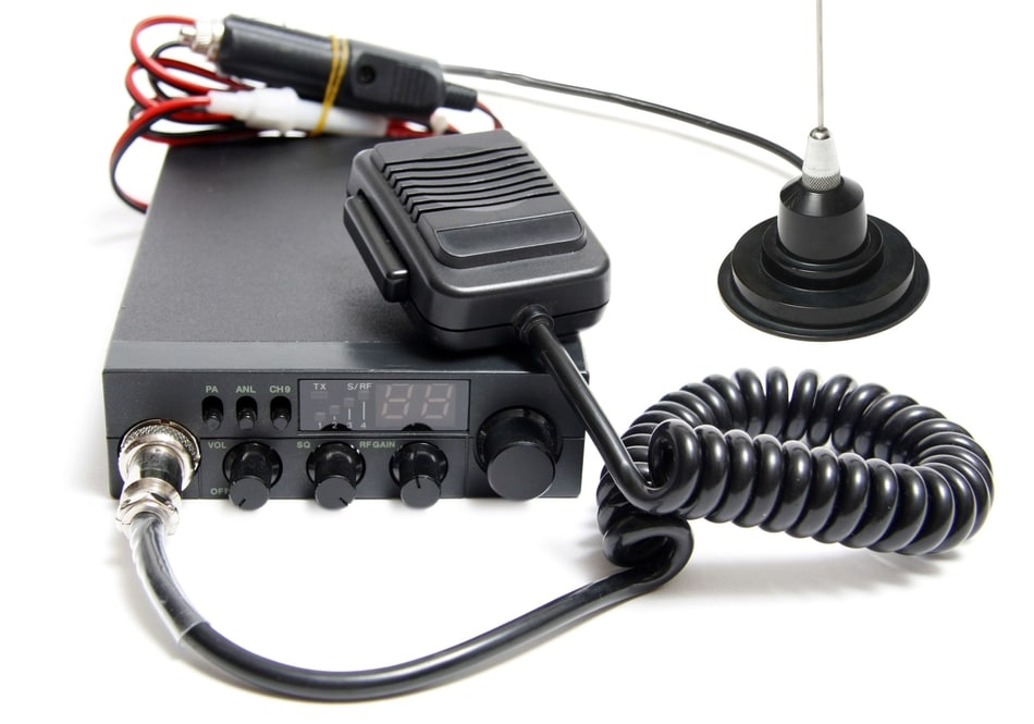 Radio Marine Hook up
