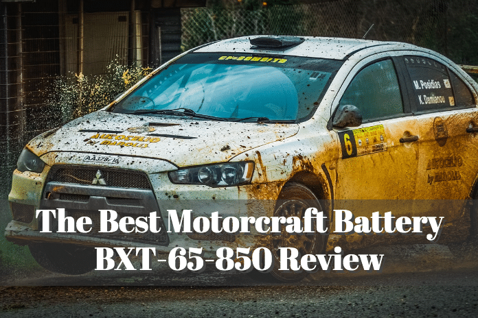 The Best Motorcraft Battery Bxt 65 850 Review